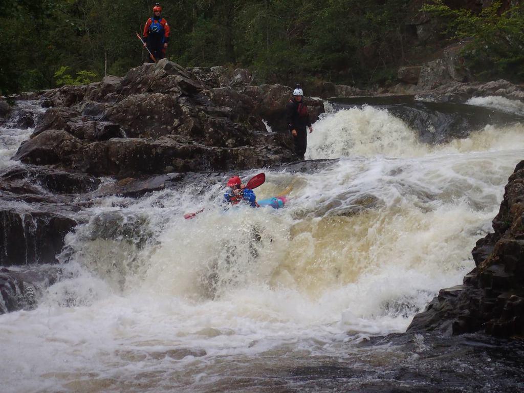 Aboyne Canoe Club Whitewater Kayaking